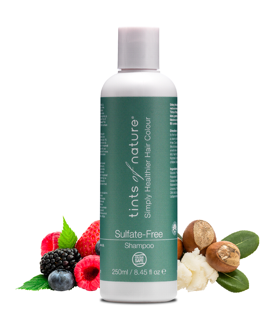 Sulfate Free Shampoo For Hier
